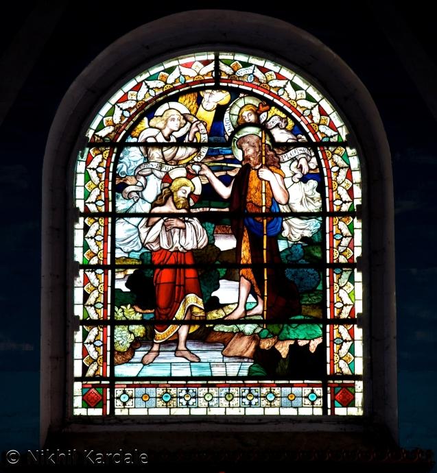 Mythology on Glass