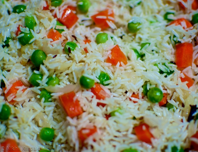 Rice and Color