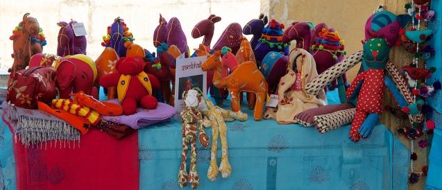 Rajasthani Toy Story