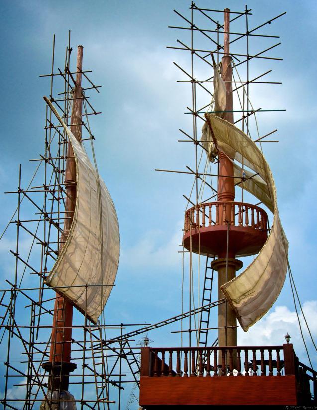 Constructing Sails