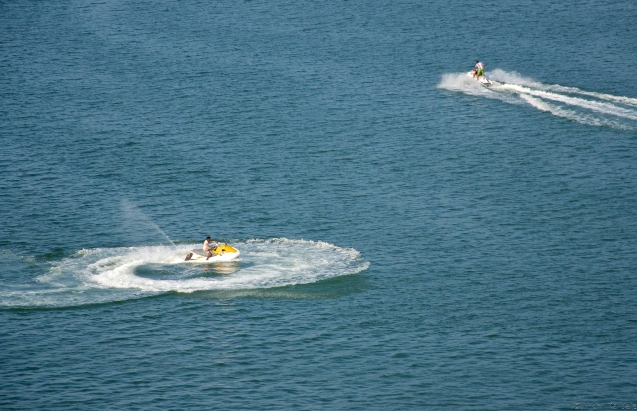 Water sports circle